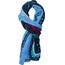 Sherpa Beyul sjaal Dames blauw